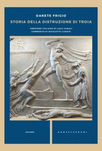 COVER storia della distruzione di troia h