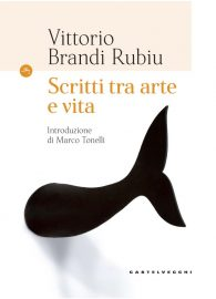 SCRITTI TRA ARTE E VITA COVER