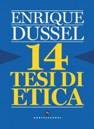 Quattordici tesi di etica cover