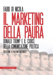 COVER marketing della paura